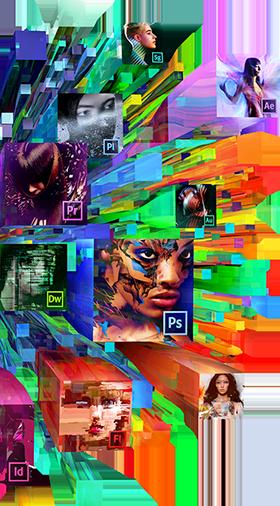 نگاهی به نسخه جدید نرم افزار های Adobe با نام Creative Cloud